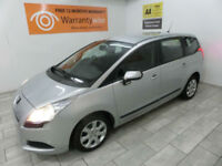 2010,Peugeot 5008 1.6HDi 112bhp FAP Active***BUY FOR ONLY £43 PER WEEK***