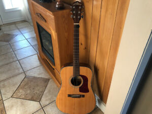 Washburn acoustic guitar for sale