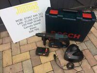 Bosch GBH 36 VF LI, lithium-ion SDS hammerdrill