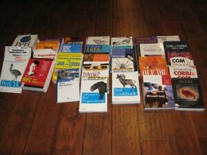 Computer books for sale