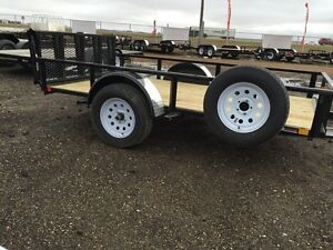2016 HH 5.5X8 RS FLATBED