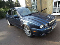 Jaguar X-TYPE 2.2D DPF auto 2009 Sovereign AUTOMATIC LOW MILAGE NEW MOT