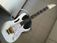 Jem professional-electric guitar a vendre, neuf/new.