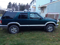 1997 Chevrolet Trailblazer Other
