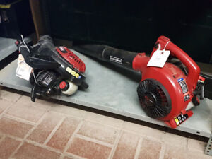Chainsaws and Leaf Blowers @ Rosehill Liquidation!