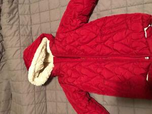 Girls' Winter Jacket size 4T