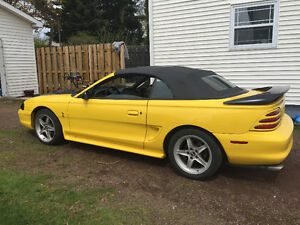 1995 Ford MustangGT cobra kit Convertible