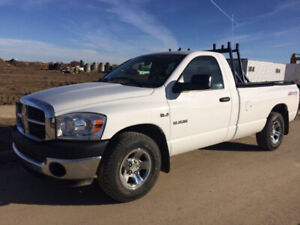 2008 Dodge Power Ram 1500 SXT Pickup Truck
