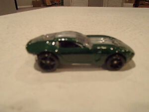Loose Hot Wheels Ford Shelby GR-1 Concept 1/64 Scale Diecast Car