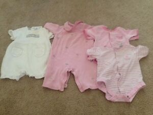 Lot of 10 girl's clothes size 6-9 months, Spring/Summer Kitchener / Waterloo Kitchener Area image 2