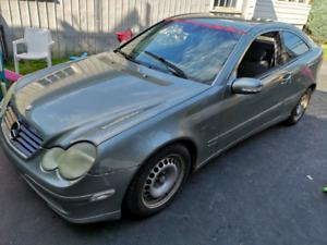 Mercedes c230 2002 2.3l