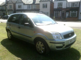 Ford Fusion 1.4 2003.5MY 2 SPARES/REPAIRS?