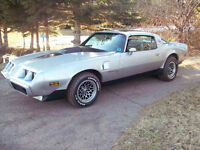 Trans Am for sale or trade