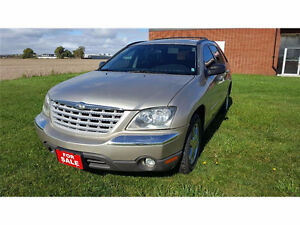 2005 Chrysler Pacifica Limited AWD $5,995