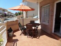 Beautiful 3 Bed 2 bath villa with large communal pool, in a gated community, suitable for families