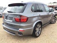 2010 60 BMW X5 3.0 XDRIVE30D M SPORT 5D AUTO DIESEL