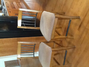Kitchen counter stools/chairs