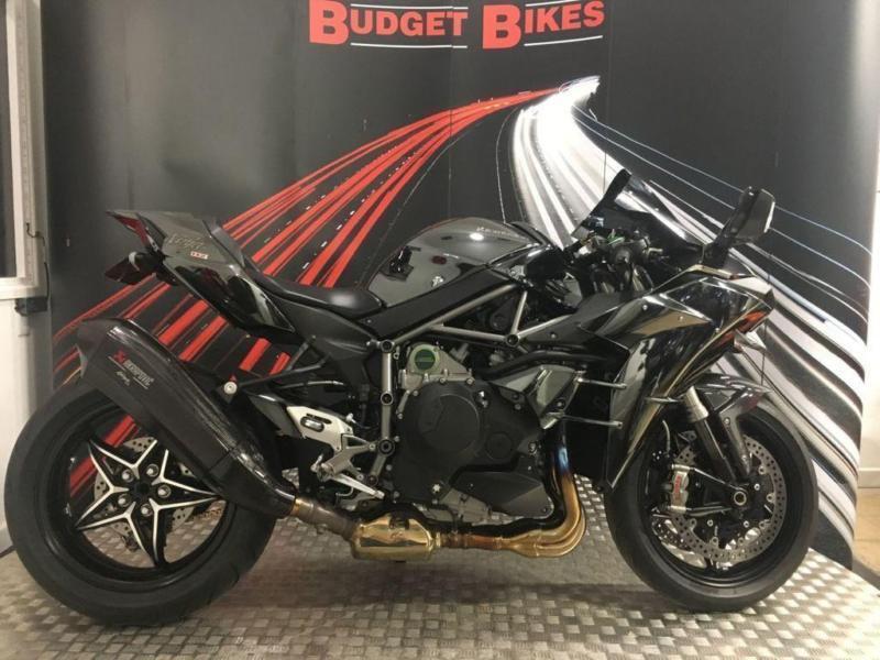 2017 17 Kawasaki Ninja H2 998cc Zx 1000 Ngf In Swindon