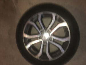 Mercedes tires and rims for sale