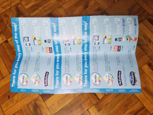 Similac and nestle coupons