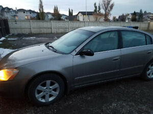 Nissan Altima 2003 in good condition