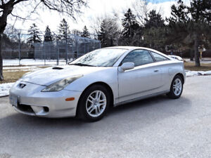2001 Toyota Celica GT (VERY WELL CARED FOR)