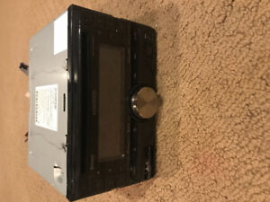 Kenwood DPX500BT Vehicle CD Receiver