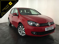 2012 VOLKSWAGEN GOLF MATCH TDI 1 OWNER SERVICE HISTORY FINANCE PX WELCOME