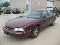 JUST IN 1999 CHEVY LUMINA AT PIC N SAVE WOODSTOCK