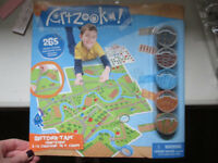 NEW Activity / Craft- build city scape with tape and stickers