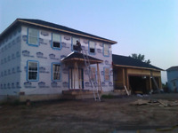 Home waterproofing services