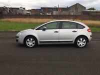 56 REG CITREON C4 1.6 **54,000** MILES MOT 1 YEAR astra focus golf civic megane peugeot 307