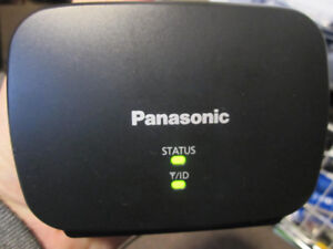 Panasonic Kx-tga405 Range Extender Black for Cordless Phones