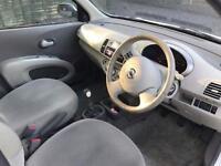 2003 Nissan Micra 1.2 Petrol 16v SE - MOT Jan 2018 - 55.4 mpg