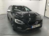 Volvo V60 T4 [190] R DESIGN Lux Nav 5dr Geartronic [Lthr]