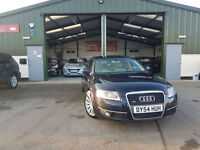 2005 Audi A6 Saloon 3.0TDI AUTOMATIC quattro SE PX TO CLEAR