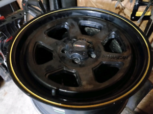 "Nascar Victory Mags 18"" 5x114.3 Aluminum (Used)"