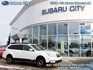 2012 Subaru Outback 3.6R Limited   Winter and Summer wheels and