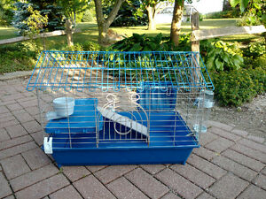 Guinea Pig Cage - LIKE NEW!!
