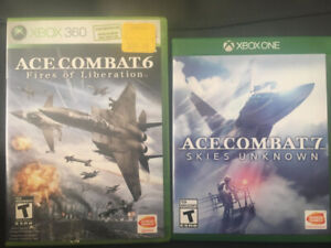 Ace Combat Games (Xbox One)