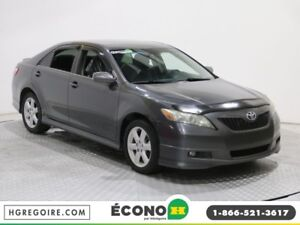 2009 Toyota Camry SE MANUELLE MAGS A/C GR ELECT CRUISE CONTROL