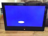 42 inch Neon flatscreen TV