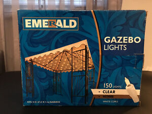 Emerald Outdoor Gazebo Lights