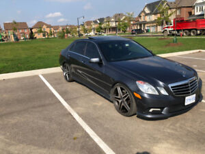 2010 Mercedes Benz E550 4Matic - Fully Loaded - $15,900 OBO