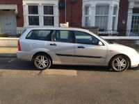 Ford Focus estate. 10mths MOT
