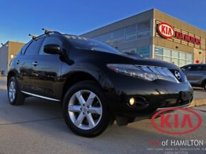 2010 Nissan Murano SL   AWD   Leather   Roof
