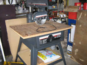 Craftsman 10-inch Deluxe Radial Saw MN - 113.278510C