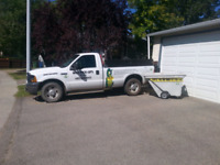 Small bins for rent Airdrie junk removal (weepickups)