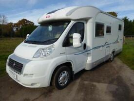 Adria Coral S 690 SP - 3 Berth - 2008 – Island Bed Rear Garage