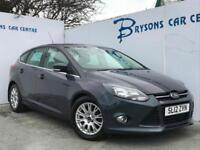 2012 12 Ford Focus 1.6TDCi ( 115ps ) Titanium for sale in AYRSHIRE